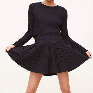 NEW✨Zara Pleated Skirt